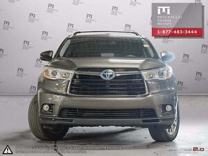 2015 Toyota Highlander Hybrid XLE All-wheel Drive (AWD)