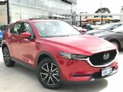 2017 Mazda CX-5 KE1022 Akera SKYACTIV-Drive i-ACTIV AWD Red 6 Speed Sports Automatic Wagon Palmyra Melville Area Preview