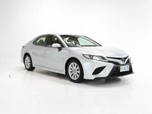 2018 Toyota Camry ASV70R Ascent Sport Silver 6 Speed Sports Automatic Sedan Cooee Burnie Area Preview