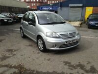 CITROEN C3 1.4 SX - LONG M.O.T - ONLY 79'000 MILES - 5 DOOR