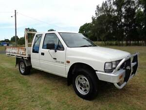 1996 HOLDEN RODEO SPACECAB 4X4 TURBO DIESEL 185K 28/1/18 REGO Maitland Maitland Area Preview