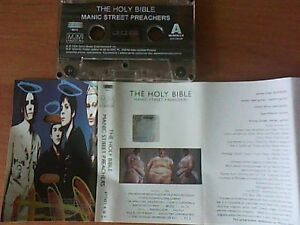 *** MANIC STREET PREACHERS *** THE HOLY BIBLE *** rare Polish press - <span itemprop='availableAtOrFrom'>PL, Polska</span> - *** MANIC STREET PREACHERS *** THE HOLY BIBLE *** rare Polish press - PL, Polska