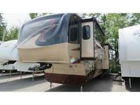2011 FOREST RIVER CARDINAL 3625RT - FULL BODY PAINT - LUXURY FW