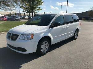 2012 DODGE GRAND CARAVAN STOW & GO|ACCIDENT FREE|1 OWNER|7 PSGR!