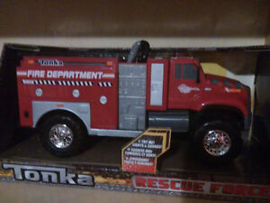 TONKA Rescue Force Truck