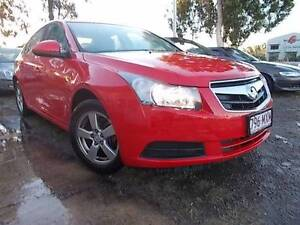 2010 Holden Cruze Sedan Mount Louisa Townsville City Preview