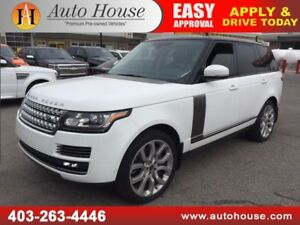 2014 RANGE ROVER SUPERCHARGED NAVIGATION BACKUP CAMERA