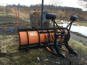 Arctic Snow Plow $2800 OR BEST OFFER 519-239-7642 With Control