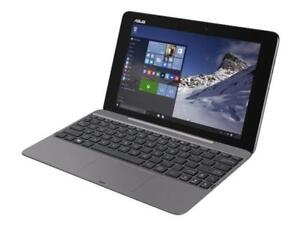 ASUS transformer T100TA 2 in 1 with 10.1''inch  Touchscreen 2GB 32GB SSD WINDOWS 8.1, bluetooth,HDMI, USB ports