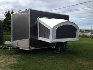 Trailer Stealth 6 x 10 Camping