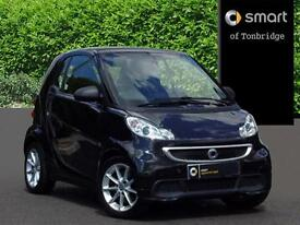 smart fortwo coupe PASSION MHD (black) 2014-04-25