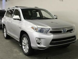 2012 Toyota Highlander Hybrid Limited Four-wheel Drive (4WD)
