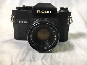 Ricoh SLX 500 Film SLR Camera