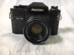Ricoh SLX 500 Film SLR Camera