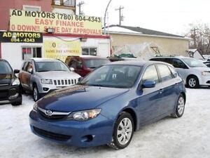 """SALE THIS WEEK"" 2011 SUBARU IMPREZA AWD AUTO LOAD-100% FINANCE!"