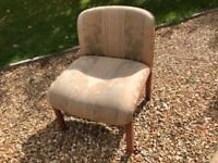 Bespoke occasional chair