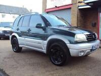 2003 03 SUZUKI GRAND VITARA 2.0 TD 5D 108 BHP DIESEL