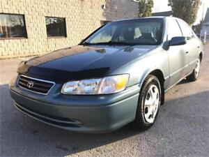 2001 Toyota Camry CE automatic excellent condition