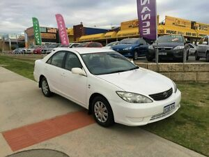 2006 Toyota Camry MCV36R MY06 Altise White 4 Speed Automatic Sedan Wangara Wanneroo Area Preview