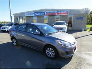 2015 Hyundai Accent GL, Bluetooth, Cruise Control, Heated Seats