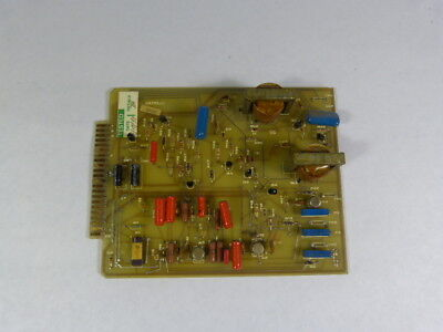 Control Power Systems 42740-1 Current Amplifier Board Used