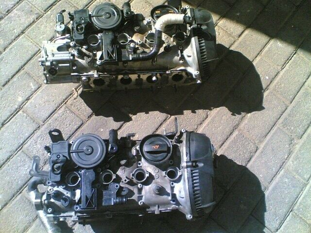 golf6 gti engine cylinder heads