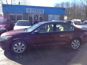 2010 Honda Accord Sedan EX Fully certified!