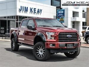 2017 Ford F-150 XLT- LOADED WITH CUSTOM ACCESSORIES!