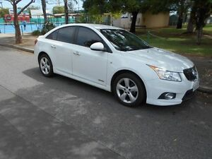 2012 Holden Cruze JH Series II MY12 SRi White 6 Speed Sports Automatic Sedan Somerton Park Holdfast Bay Preview