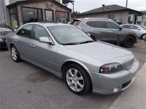 "2006 Lincoln LS  "" V8  Sport-Package"
