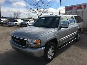 2006 GMC YUKON XL SLT - LEATHER - HEATED SEATS - 4X4 - 8 PASS