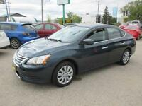2013 NISSAN SENTRA S, 80KM HAS SAFETY AND WARRANTY,$11,450