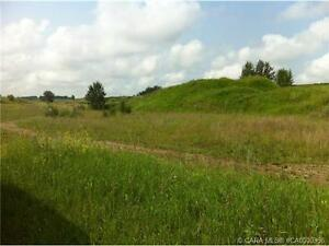 105.7 Acres with a 1/2 mile of Land Bordering Red Deer River