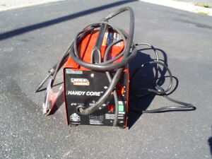 Lincoln Electric    flux-cord wire welder