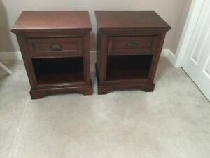 Like New Broadmoore Night Stand for $150. $300 new. Only 1 avail