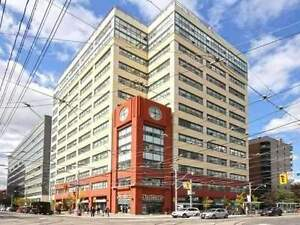 Westside Lofts In The Heart Of King West! 2 Bed / 2 Bath Unit