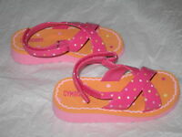 Girl's Gymboree Sandals - Size 12 (New)