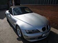BMW Z3 Z3 2.0 ROADSTER (silver) 2000
