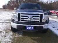 2012 Ford F-150 XLT London Ontario Preview