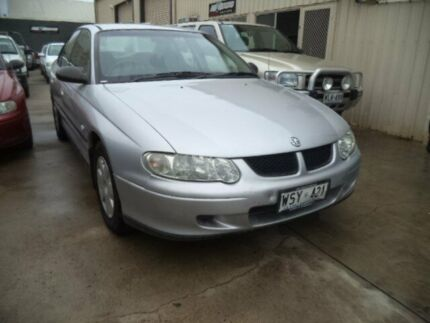 2002 Holden Commodore VX II Executive Silver 4 Speed Automatic Sedan Somerton Park Holdfast Bay Preview