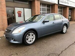 2010 INFINITI G37 Sedan Luxury WARRANTY INCLUDED