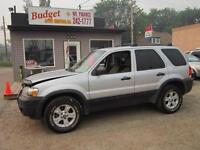 2006 FORD ESCAPE XLT AWD WE FINANCE AND YOU'RE APPROVED