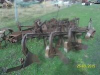 WANTED Engine Gang Plow