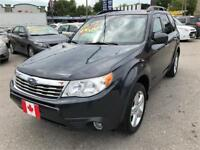 2010 Subaru Forester X Limited AWD NAVIGATION..LOADED..PERFECT. City of Toronto Toronto (GTA) Preview
