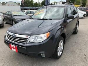 2010 Subaru Forester X Limited AWD NAVIGATION..LOADED..PERFECT.