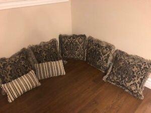 Michael Amini Designer Decor Pillows For Sale