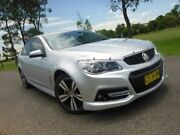 2014 Holden Commodore VF MY14 SV6 Storm Silver 6 Speed Sports Automatic Sedan Singleton Singleton Area Preview