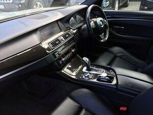 2011 BMW 535i F10 MY0311 Steptronic Cashmere Silver 8 Speed Sports Automatic Sedan Berwick Casey Area Preview