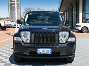 2011 Jeep Cherokee KK MY11 Sport Black 4 Speed Automatic Wagon Alfred Cove Melville Area Preview