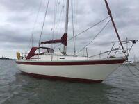 Sadler 29 Sailing Yacht - Huge Inventory - Cheap Mooring Possible
